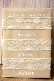 wedding gift craft ideas wedding gift wrapping
