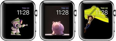 iwatch theme for iphone 6 apple watch s toy story face goes live in watchos 4 beta 2 with