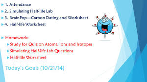 chemistry daily lesson plans quarter 2 ppt download
