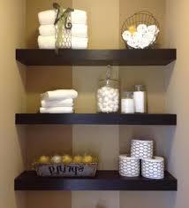 White Bathroom Shelves - floating shelves above toilet 21 image wall shelves floating