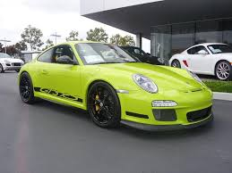 porsche signal yellow paint to sample