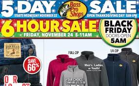 bass pro shops black friday 2017 ad preview simple coupon deals
