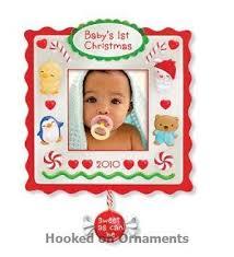 2010 baby s hallmark keepsake ornament at hooked