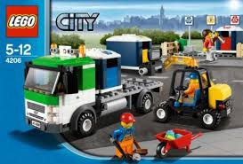 truck instructions city recycling truck instructions 4206 city