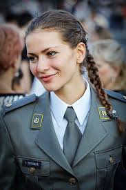 hairstyles for female army soldiers serbian woman women pinterest