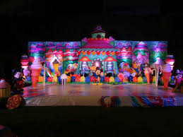 Indian Themed Party Decorations - birthday party decorators and birthday party stage decorators in