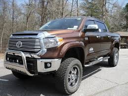 lifted toyota pickup toyota tundra altitude package lifted trucks rocky ridge trucks