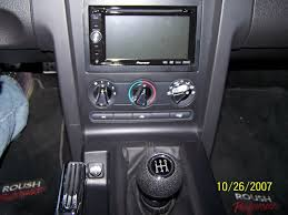 mustang shaker sound system 2007 mustang gt shaker 500 6 disc changer eject problem any