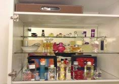 perfume storage ideas home design ideas and pictures