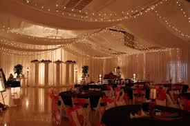 pipe and drape wedding i this lighted ceiling canopy cleverflowers my