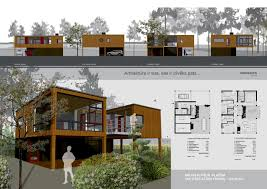architectural layouts architecture portfolio layout indesign house plans 74580