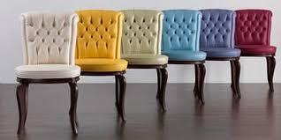 sedie classiche per sala da pranzo sedia con schienale capitonn礬 per sale da pranzo idfdesign