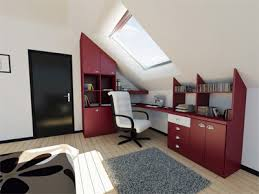 bureau sous combles chambre attic mezzanine and lofts
