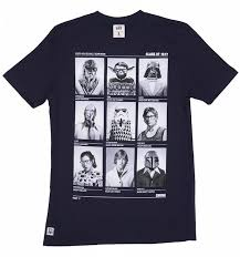 class of 77 wars t shirt navy class of 77 wars t shirt from chunk