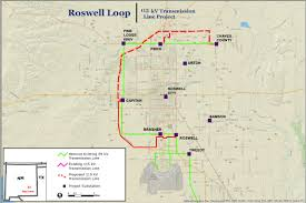 Map Of New Mexico And Texas by Xcel Energy Set To Complete Roswell Grid Improvements Tdworld