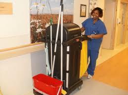 jewish general hospital housekeeping