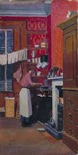 juliet kinchin u0027from drawing room to scullery reading the