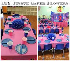 Paper Flowers Video - diy tissue paper flower party decor video tutorial u2013 the bajan texan