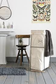 Canvas Laundry Hamper by 14 Best Laundry Baskets Images On Pinterest Hampers Laundry