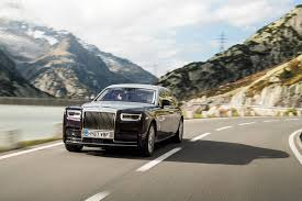 rolls royce phantom extended wheelbase 2018 rolls royce phantom first drive review automobile magazine