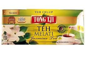 Teh Gopek tong tji teh melati tea 25 ct 1 75oz pack of 1