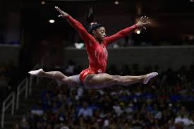the olimpyc gymnastic shark in 2013 photos simone biles could hit goat status with 5 gymnastics golds