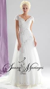 robe de mariage simple robe de mariee empire simple et originale en mousseline fluide