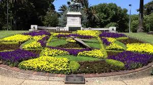 Melb Botanical Gardens by Melbourne Floral Clock Part 3 December 2011 Youtube