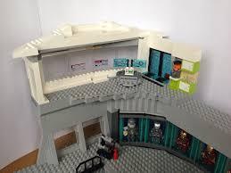 Iron Man House Moc Lego Iron Man 3 Hall Of Armour With Lego Malibu Mansio U2026 Flickr