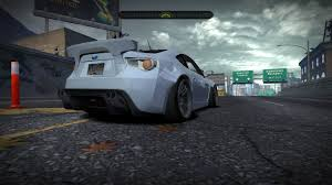 rocket bunny subaru brz need for speed most wanted subaru brz rocket bunny 2nd