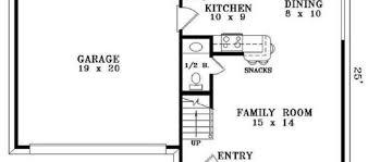 Simple Three Bedroom House Plan Simple Plan House