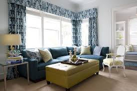 Living Room With Blue Sofa Vibrant Trend 25 Colorful Sofas To Rejuvenate Your Living Room