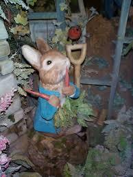 rabbit in the world of beatrix potter museum windermere uk jpg