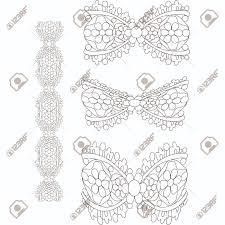 rococo ornaments royalty free cliparts vectors and stock