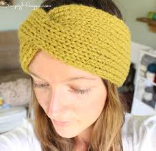 infinity headband style knit headband simplymaggie