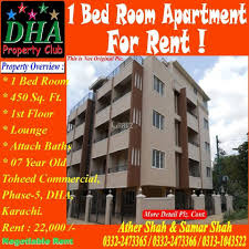 450 square feet apartment for rent in dha phase 5 karachi aarz pk