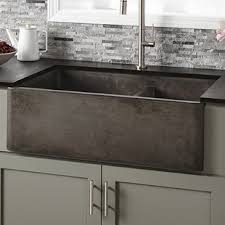 pictures of farmhouse sinks short apron farmhouse sink wayfair