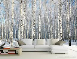 custom any size birch forest snow scene tv wall mural 3d wallpaper custom any size birch forest snow scene tv wall mural 3d wallpaper 3d wall papers for tv backdrop wallpaper on desktop wallpaper on hd from chinahomegarden