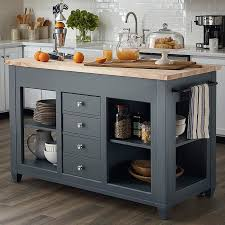 belmont black kitchen island belmont black kitchen island crate and barrel intended for