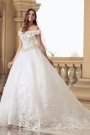 robe de mariã e avec dentelle robe de mariée avec manche courte vie de bustier en dentelle d