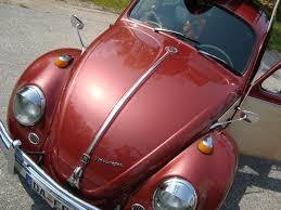 used pink volkswagen beetle 1966 volkswagen beetle for sale 1995547 hemmings motor news