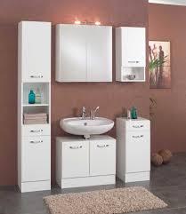 badezimmer m bel g nstig badezimmermöbel babette in weiß günstig bei wohnen de