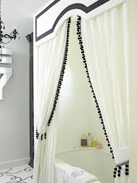 best 25 black shower curtains ideas on pinterest black bathroom
