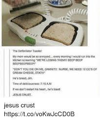 Jesus Crust Meme - 25 best memes about jesus crust jesus crust memes
