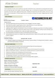 resumes templates 2018 teacher resume examples 2018 resume sample 2018 resume examples
