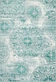 brandt turquoise area rug u0026 reviews birch lane
