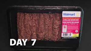 walmart ground beef youtube