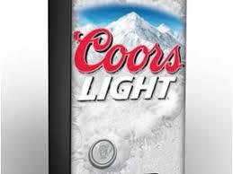 coors light beer fridge coors light refresheratorvending machine plainfield il patch coors