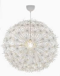 Ikea Flower Chandelier Living Livelier Flower To Chandelier The Sputnik