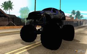 monster truck jam game truck bounty hunter final for gta san andreas
